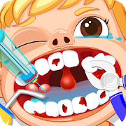Crazy Kids Dentist - Live Surgery Dentist Hospital