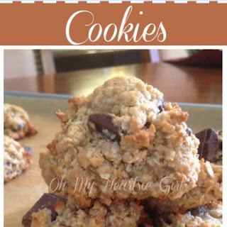 I Made the Almond Joy Cookies