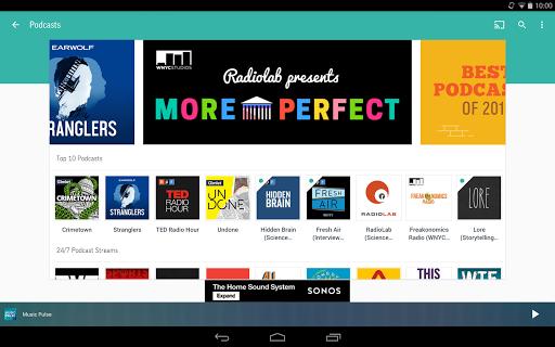 TuneIn Radio - Radio & Music screenshot 9