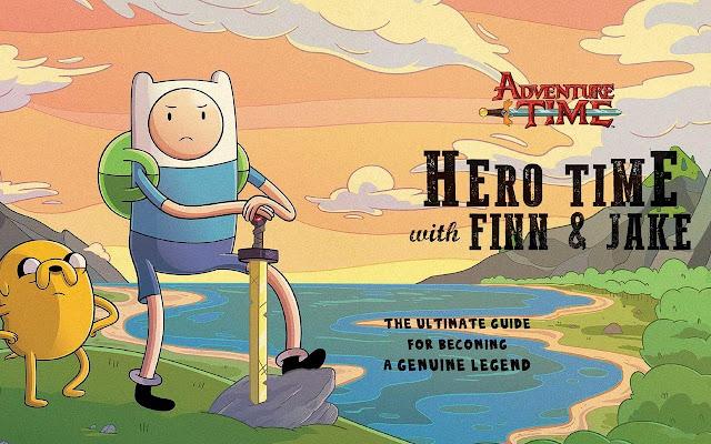 Adventure Time Tab