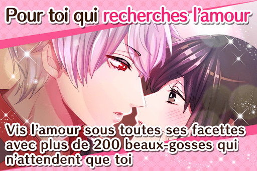Code Triche Love stories & Otome Games L.O.G. APK MOD (Astuce) screenshots 1