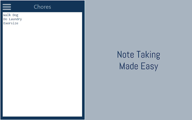 Easy Notes