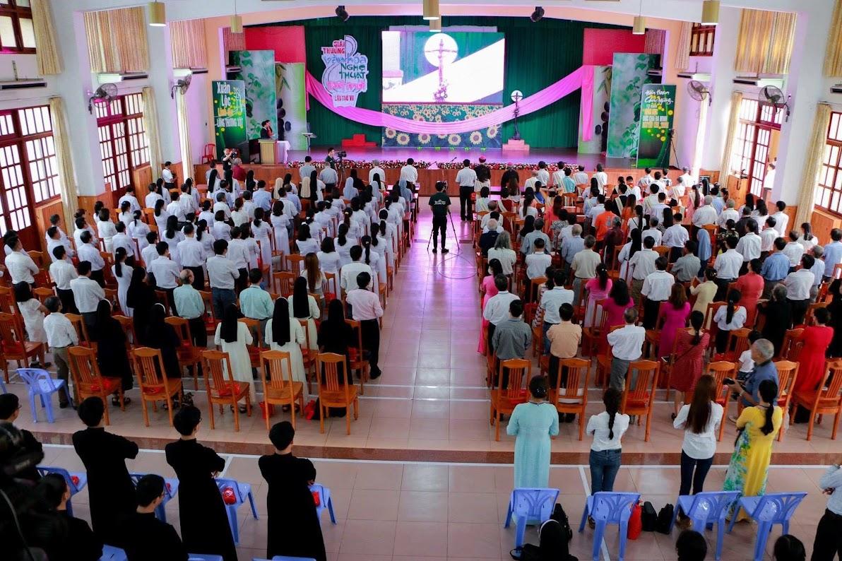 13 Năm Hồng Ân Giám Mục Đức Cha Đaminh Nguyễn Chu Trinh – Nguyên Giám Mục Gp Xuân Lộc - Ảnh minh hoạ 6