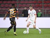 Un Belge formé au Standard, buteur avec l'Olympiakos