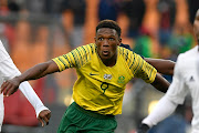 Lebo Mothiba is looking forward to spearheading Bafana Bafana's attack at the Africa Cup of Nations finals.