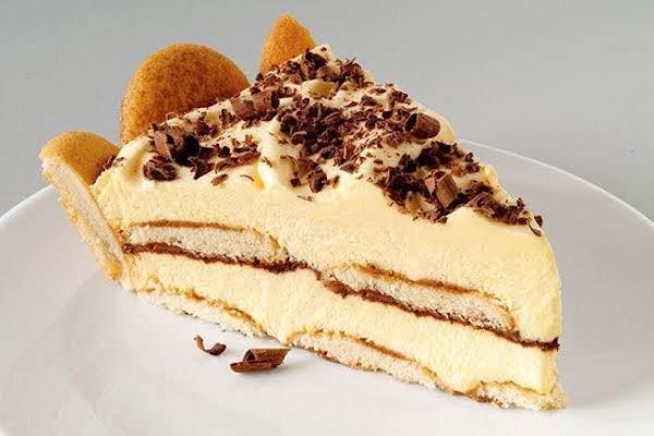 Easy Tiramisu Pie Recipe