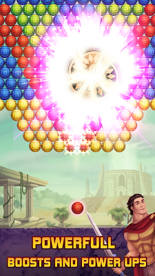 Bubble Hero - screenshot