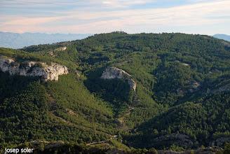 Photo: Serra de Pàndols  - Cota 705.