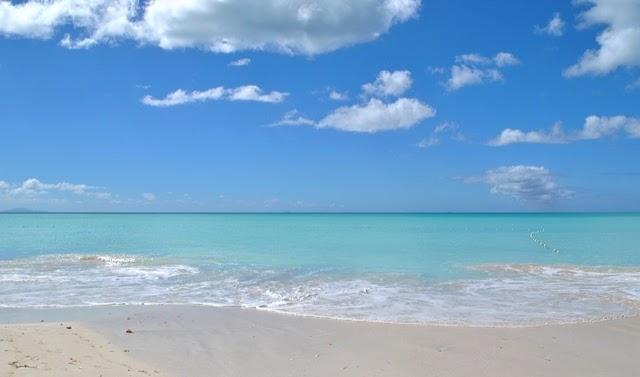 海外県カリブ海サン・バルテルミー島