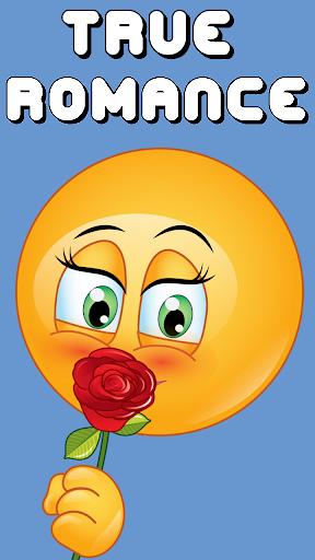 Screenshot for Lovemojis 2 by Emoji World ™ in Hong Kong Play Store