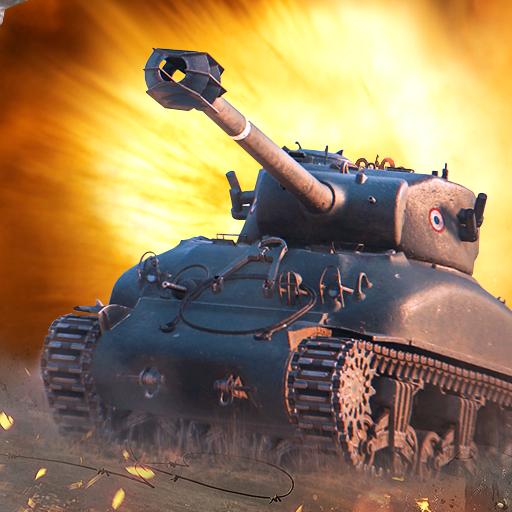 Pocket Tank Wars- 3D Free City Defense Game