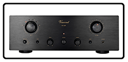 SV-227, Hybrid Stereo Integrated Amplifier, from Vincent Audio in the UK