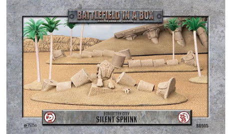 Forgotten City - Silent Sphinx