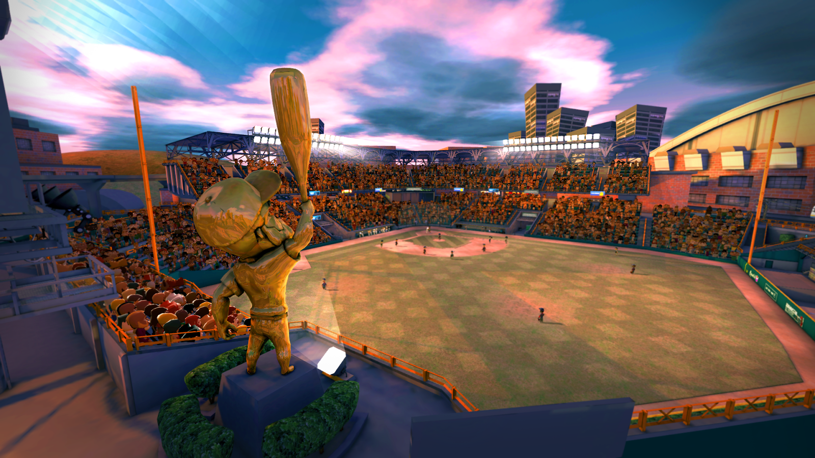 Super Mega Baseball- screenshot