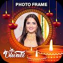 Happy Diwali Photo Frame icon