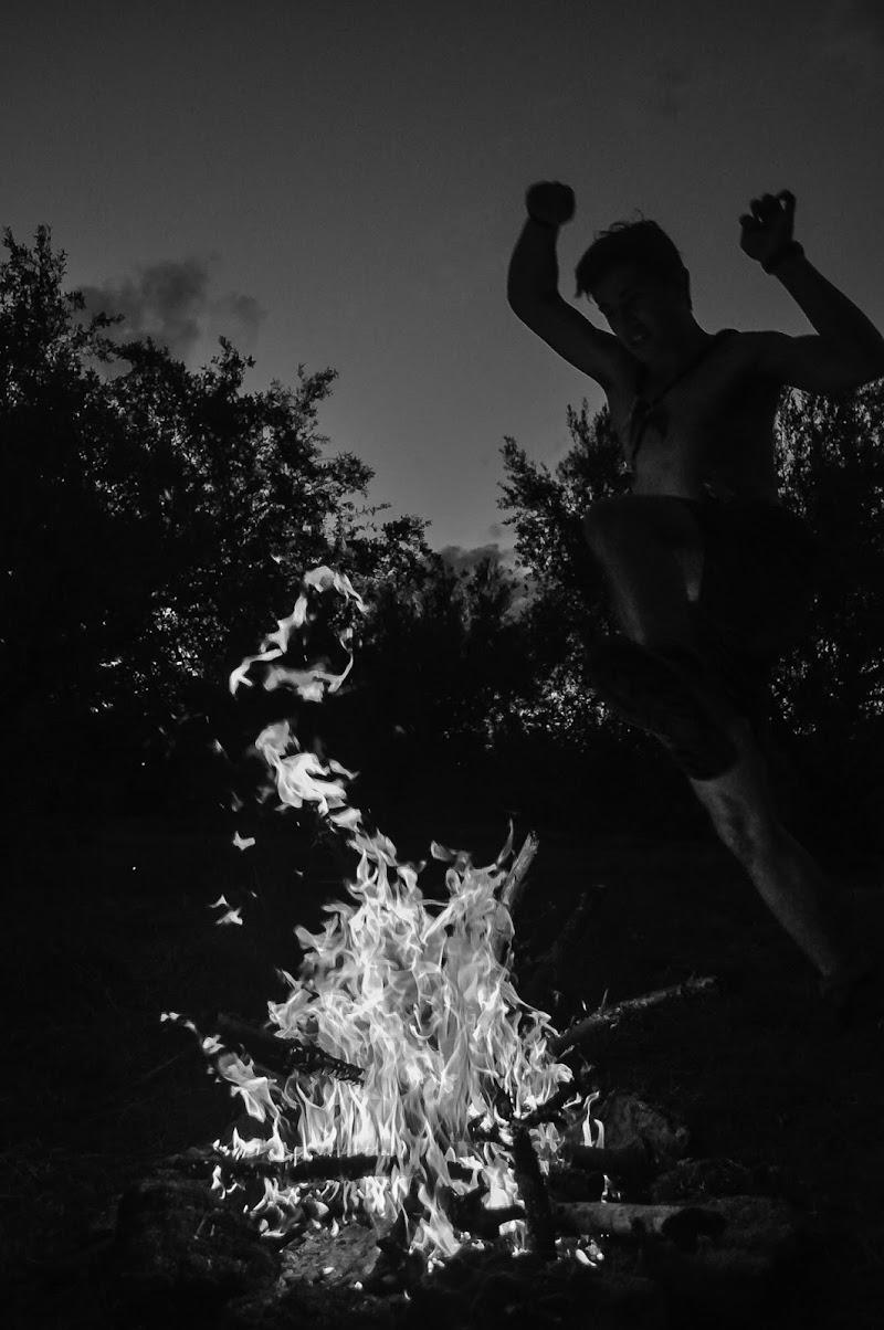 Jumping over fire di fabio_rizzo99