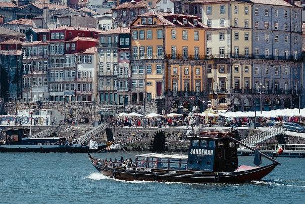 Passeio de Barco no Douro