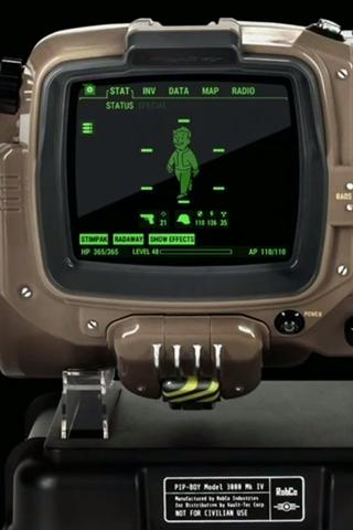 android Guide for Fallout Pip-Boy Screenshot 0