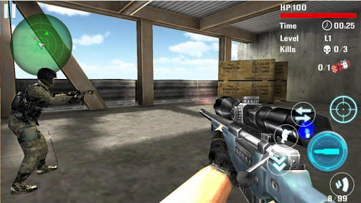 Counter Terrorist Attack Death 1.0.4 Screenshots 5