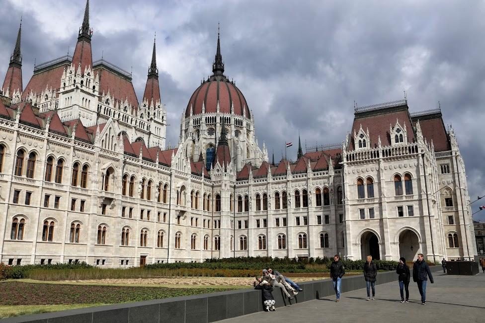 Parlament, Budapeszt, Peszt