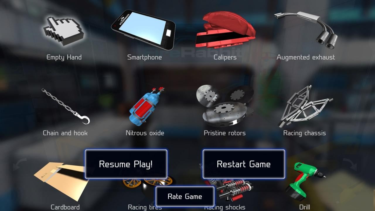 Fix My Car: GT Supercar Shop- screenshot