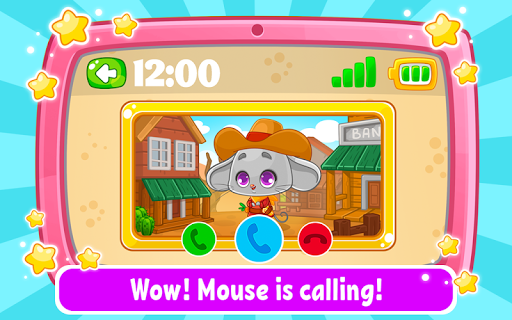 Babyphone & tablet - baby learning games, drawing screenshots 12