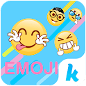 Funny Emoji for Kika Keyboard icon