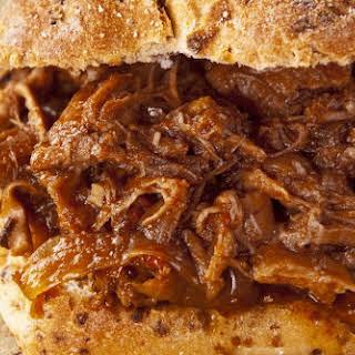 Carol's Slow Cooker BBQ Beef (crockpot, barbeque, slowcooker, crock pot).