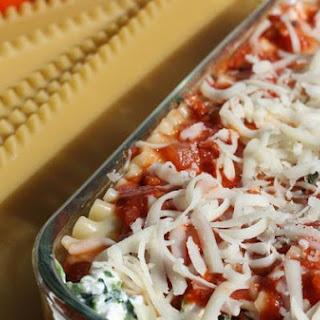 Lasagne, Marietta-Style