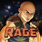 Fist of Rage: 2D batalha Platformer icon