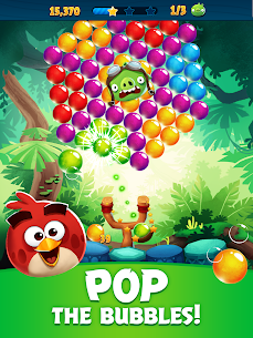 Angry Birds POP Bubble Shooter 6