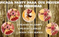 Picada Party Pican 50 Personas