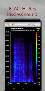 Aspect – Audio Files Spectrogram Analyzer 3.4.3.200781022 Download Mod Apk 3