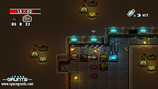 Space Grunts 1.7.0 (Paid)