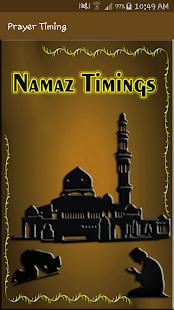 Prayer Timing - náhled