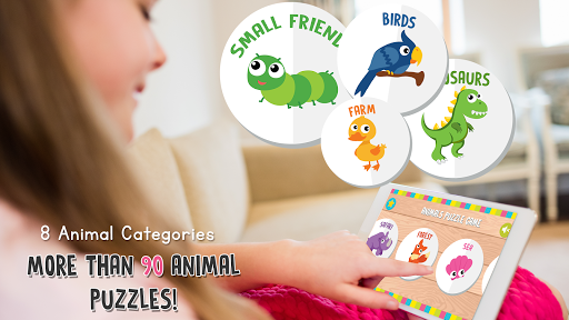 Animals Puzzle for Kids: Preschool 1.3.2 screenshots 5