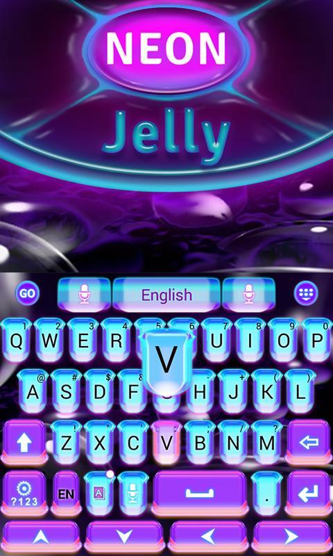 Neon-Jelly-GO-Keyboard-Theme 11