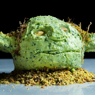 Yoda Cheese Ball
