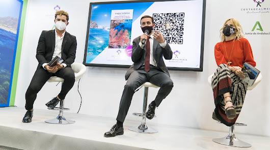 Bisbal y Martínez de Irujo llevan 'Costa de Almería' al mundo