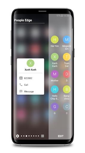 Edge Screen S9 1.6.3.5 screenshots 4