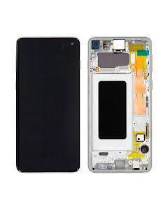 Galaxy S10 Display White