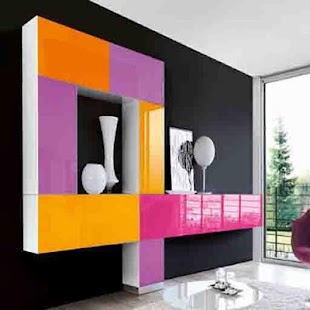 Living Room Cabinets - náhled