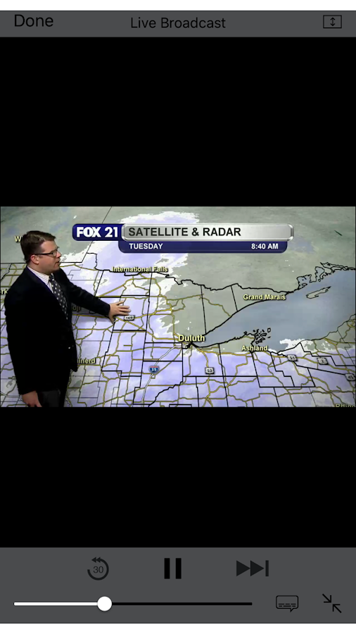 FOX 21 News - On the Go!- screenshot