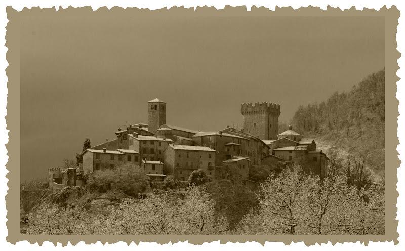 Castello di Vigoleno di Alessio Ferri