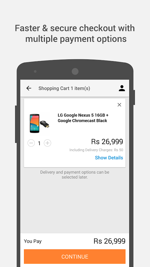 Snapdeal Online Shopping India- screenshot