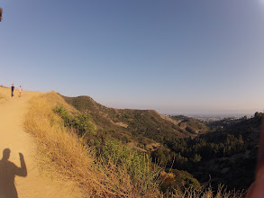 Photo: Trek to the Hollywood Sign.