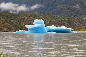 Photo: Glacier Ice, Mendenhall Glacier, Juneau