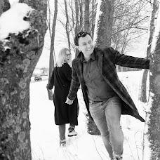 Свадебный фотограф Катерина Кузьмичёва (katekuz). Фотография от 25.02.2018