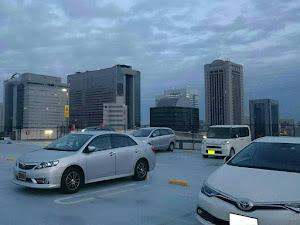 アリオン NZT260 A15Gパケ  2012年式のカスタム事例画像 まァ~☆パパさんの2020年01月26日21:05の投稿