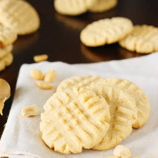 Grandma's Old-Fashioned Peanut Butter Cookies.